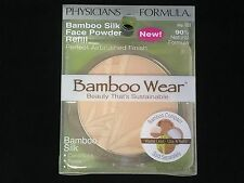 Physicians Formula Bamboo Silk Face Powder Refill Perfect Airbrushed Finish 7033