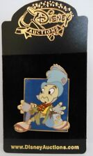 Disney Auctions ~ Jiminy Cricket in Rags from Pinocchio 2004 DA LE Pin