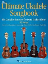 Hal Leonard Ultimate Ukulele Songbook - The Complete Resource for Every Uke