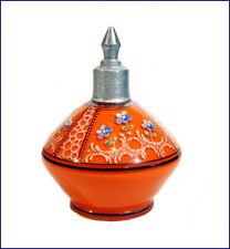 Jugendstil Parfüm Flakon - Tango Glas um 1900 / 1920  (# 4038)