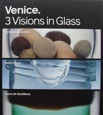 LIVRE/BOOK : DESIGN VERRERIE VENISE/MURANO (Bianchin,Yoichi Ohira,de Santillana)
