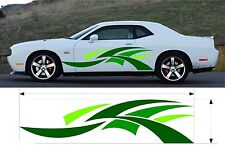 VINYL GRAPHIC DECAL CAR TRUCK  KIT CUSTOM SIZE COLOR VARIATION MT-50-M