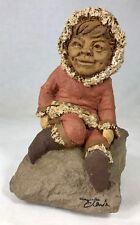 #2 Signed Tom Clark Gnome Kanuk the Eskimo #165 Edition Coa Cairn Studios