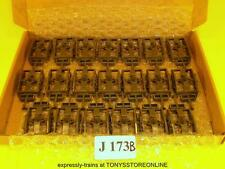 j173b BULK BONUS BUY jouef ho spares 20 grey bogie frames app unknown