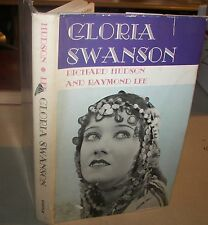 Gloria Swanson Richard Hudson Raymond Lee HCDJ 1970 Castle Books