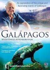 Galapagos with David Attenborough ABC DVD  FREE POSTAGE