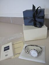 Raymond Weil Watch Allegro Swiss Chronograph Sapphire stainless steel 4817S Box