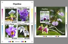SAO TOME 2020 ** Orchideen Pflanzen Blumen Orchids #15-110ba B