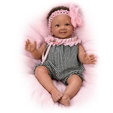 Ashton Drake ALANNA Baby Doll by Ping Lau - Third Annual Photo Contest Winner