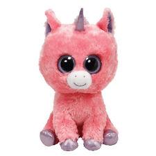 Ty Beanie Boos Magic Unicorn Pink 15cm Stuffed Cloth Animal Plush Cuddly