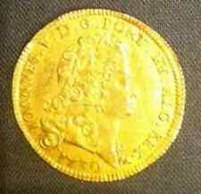 "RARE pièce du Portugal de 1730 en OR 14,30 gr  ""Ioannes V D.G.port.et.alg.rex """
