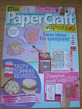 PAPERCRAFT INSPIRATIONS CRAFT MAGAZINE MAY 2008 CARDS STAMPING FARMYARD BOXES