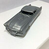 Vintage 1984 Avon 1955 Ford Thunderbird Pewter Car