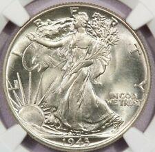 1943-P 1943 Walking Liberty Half Dollar NGC MS64 Flashy luster!