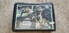 Vintage Star Wars Action Figure Mini-Action Collector's Case