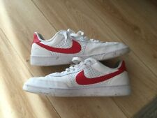 Nike Marty Mcfly trainers back to the future red tick size 11 Grand Terrace
