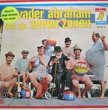 VADER ABRAHAM  MET ZIJN ZEVEN ZONEN  - LP