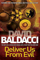 Deliver Us From Evil (Shaw and Katie James), David Baldacci, Very Good Book