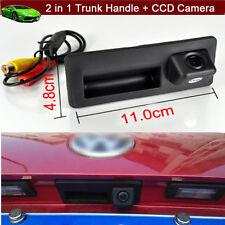 Car Trunk Handle + Rear View Reverse Camera For VW Volkswagen Tiguan 2010-2018