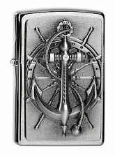 Zippo Nautic Emblem 2004290 NEU+OVP AKTION