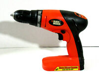 Black And Decker HP1800 Type 1 18Volt Cordless Drill Driver Without Battery GUC.