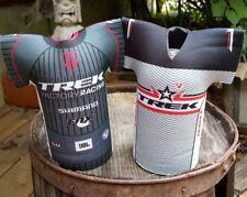Bottle Koozies Trek Shimano Cycling Neoprene Fox Racing 2 Water Drink Jackets