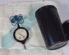 Russian USSR Vintage Soviet mechanical Anemometer Wind Indicator USSR 80s