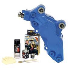 RAID HP 350003 Bremssattel Lack Blau glänzend 6tlg. 2 Komponenten Set bis 300°
