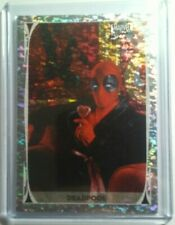 2020 MARVEL MASTERPIECES Holofoil SPECKLE DEADPOOL 26/99