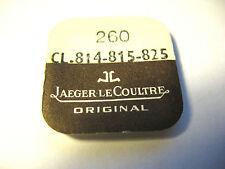 JAEGER LE COULTRE  814,815,825 MINUTE WHEEL PART 260