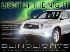 2008 2009 2010 Toyota Kluger Xenon Foglamps Foglights Fog Driving Lamps Lights