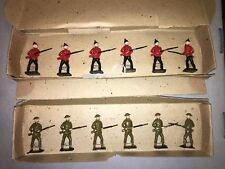Britains Toy Soldies 2 Sets In The Box