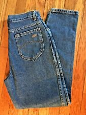 Vtg Deadstock 70's Chic High Waisted Mom Jeans Size 13 Tall 28 Waist Made in Usa