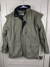Cabela's Men's Goretex Thinsulate Heavy Duty Parka Winter Jacket Coat Men's L