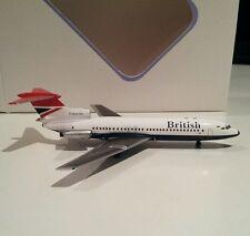 Aeroclassics British Airways 1/400 scale Negus HS121 Trident 2 G-AVFN model plne