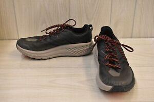 Hoka One One Speedgoat 4 1106525 Running Sneaker - Men's Size 9.5 EE, Grey