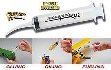 Hobby Syringe 12cc Curved Tip  by Hobbico HCAR3785