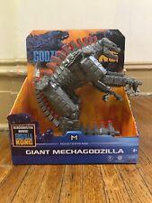Playmates MonsterVerse: Godzilla VS.Kong - Giant Mechagodzilla 11in. Action Figu