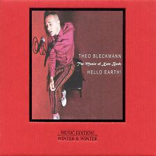 Hello Earth! The Music Of Kate Bush - Theo Bleckmann (2012, CD NEU)
