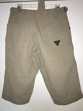 Suiceyed Sharpeye Men's Thick Shorts Size S Small Cotton/polyurethane Flat Front