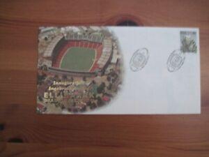 South Africa 1982 FDC Inauguration Ellis Park Stadium SHS