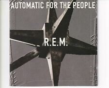 CD R.E.M.automatic for the people1992 EX+  (B5335)