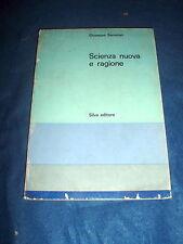 Scienza nuova e ragione / Giuseppe Semerari