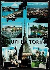 AD0834 Saluti da Torino - Città - Vedutine