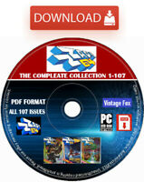 Zzap 64 C64 Amiga Commodore Magazine The Complete Collection PDF 107 Issues