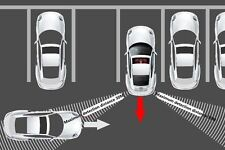 For Honda Car Microwave Radar Blind Spot Detection System Safety Sensor