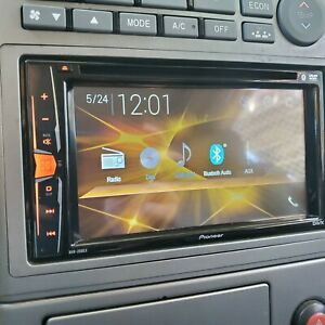 """Pioneer AVH-200EX 6.2"""" In-Dash DVD Radio Receiver Stereo Bluetooth Double Din"""