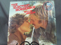 """Willie Nelson The Electric Horseman OST 12"""" Vinyl LP Record 1979 Columbia"""