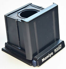MAMIYA RZ67 Waist Level Finder - There is no Diopter included with this Finder -