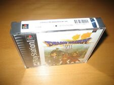 Dragon Warrior VII 7 Sony PlayStation PS1 Game Factory Sealed New